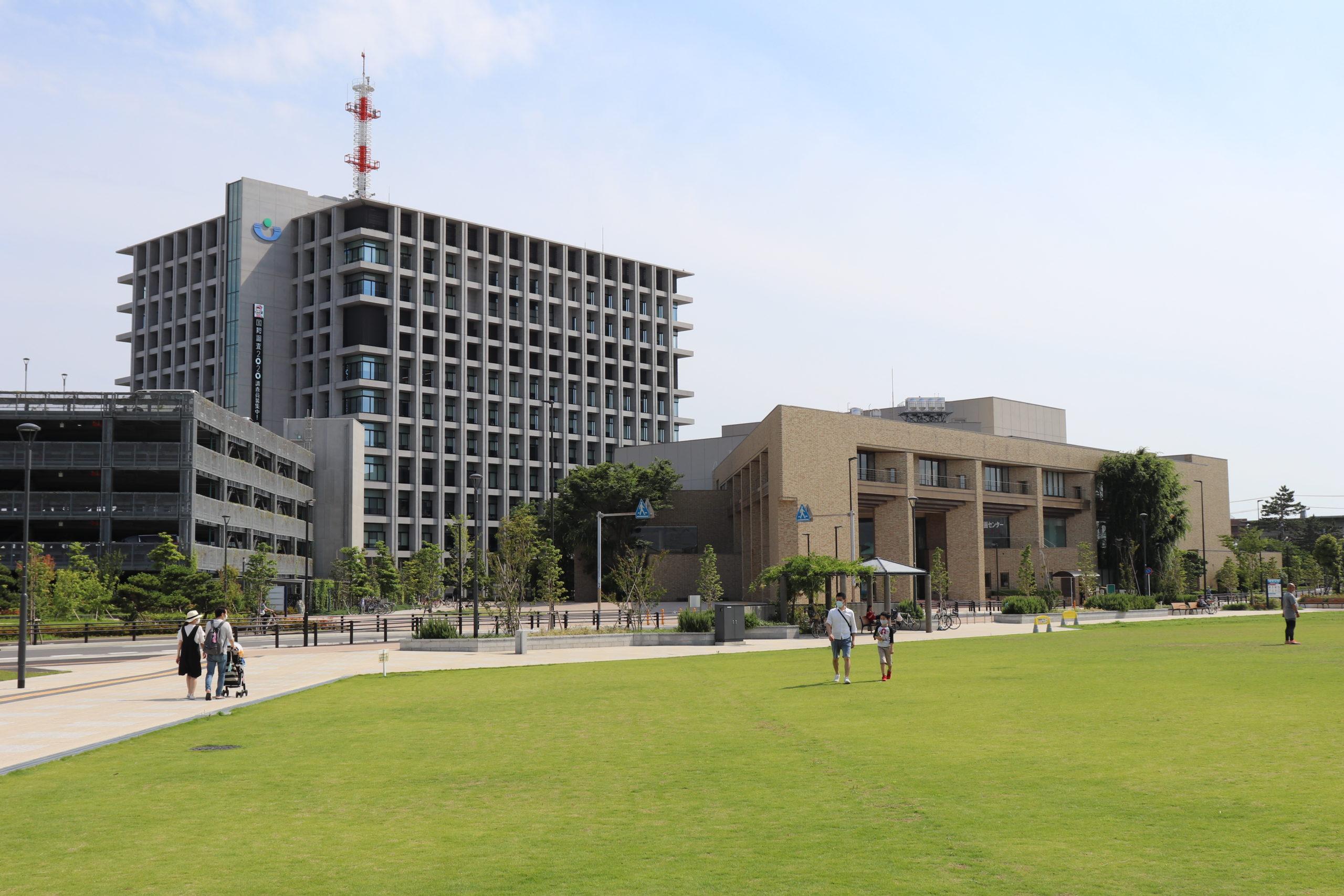 浦安の文化施設