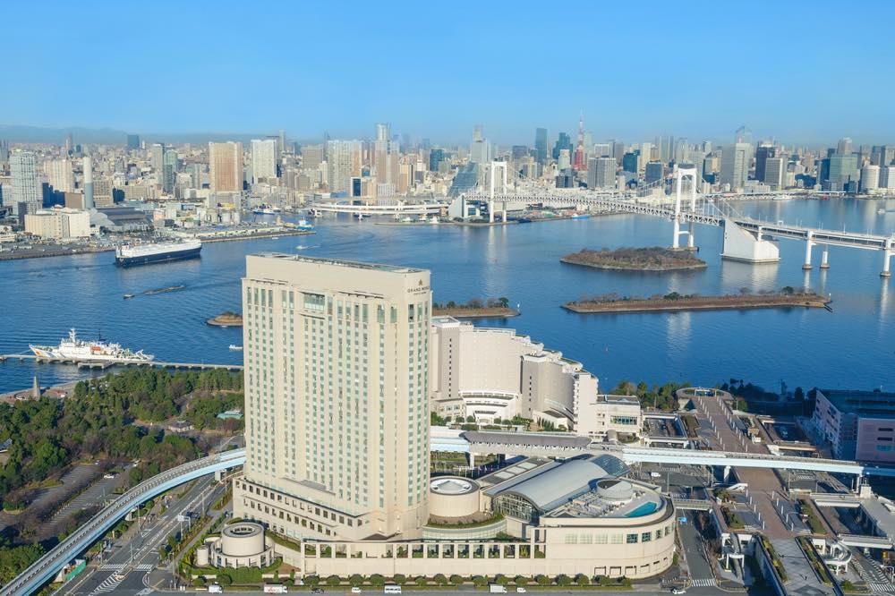 湾岸エリアホテル